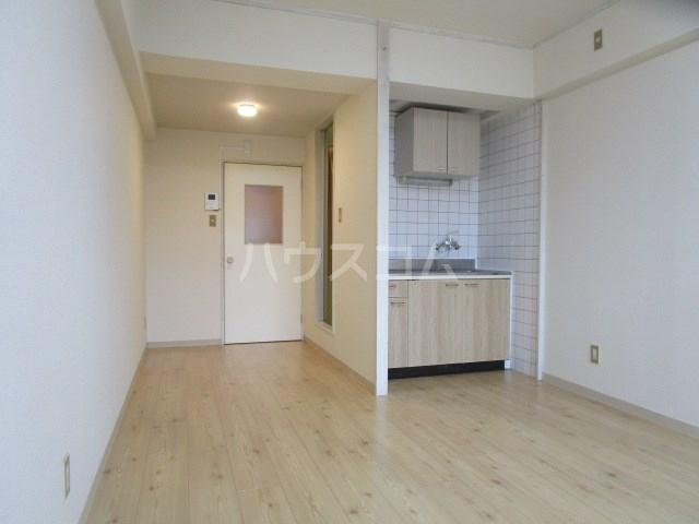 グレイス第5マンション 210号室のベッドルーム