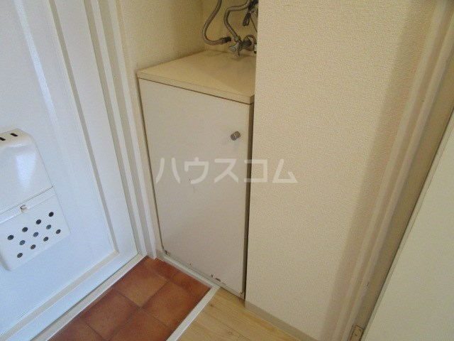 グレイス第5マンション 210号室の玄関