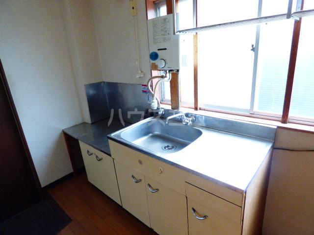 コーポ江川 204号室のキッチン