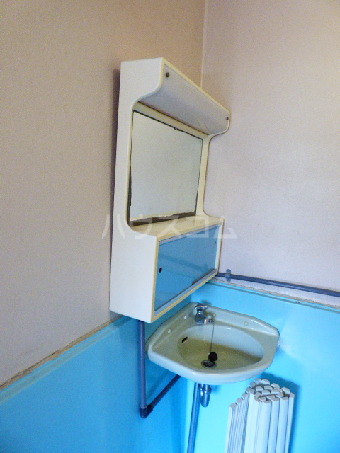 コーポ江川 204号室の洗面所