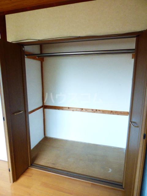 コーポ江川 204号室の収納