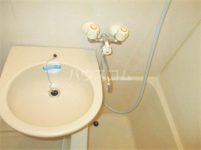グレイス第3マンション 218号室の洗面所