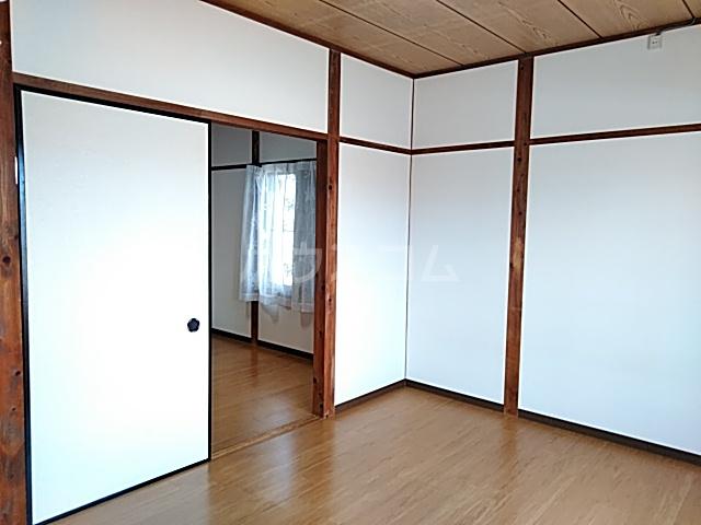 サーラ北島 B 201号室のリビング
