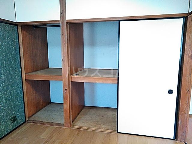 サーラ北島 B 201号室の収納