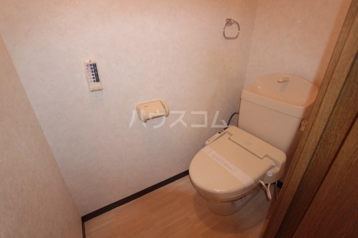 ソルトシティ浜松 305号室のトイレ