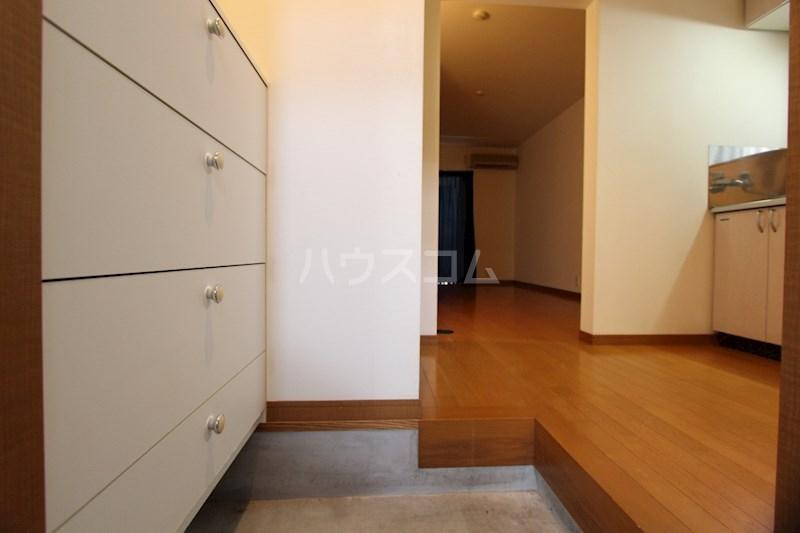 ピーノ松島 102号室の玄関