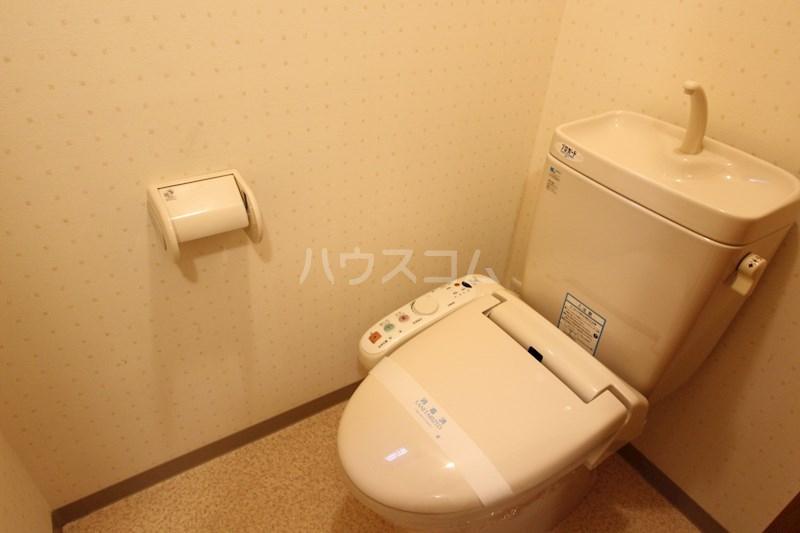 ピーノ松島 102号室のトイレ