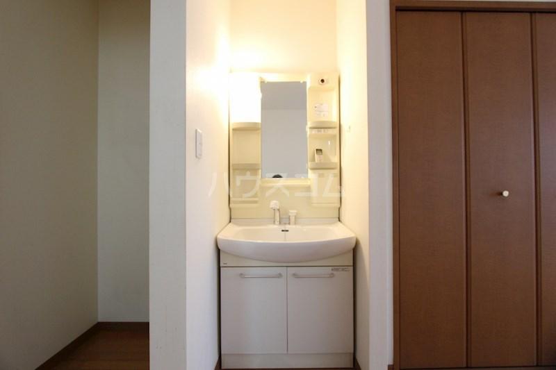 ピーノ松島 102号室の洗面所