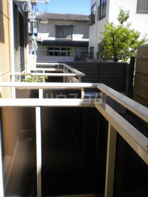 ピーノ松島 102号室のバルコニー