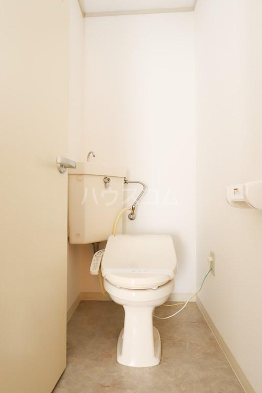 メゾンアルカディア 301号室のトイレ