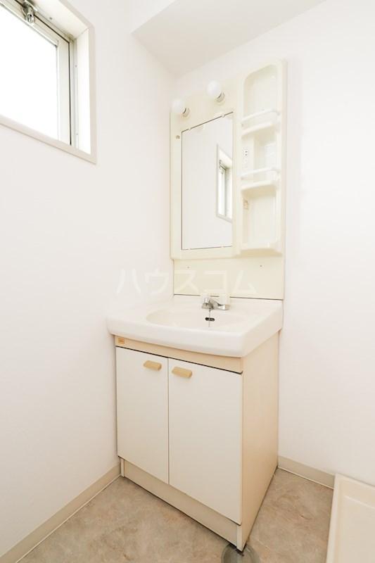 メゾンアルカディア 301号室の洗面所