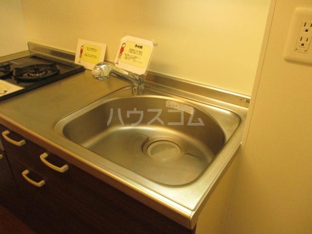プリサージュ 102号室のキッチン