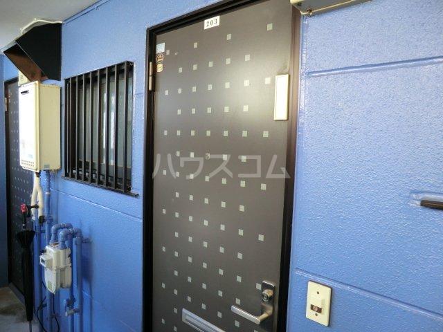 poko'sハウス 205号室のセキュリティ