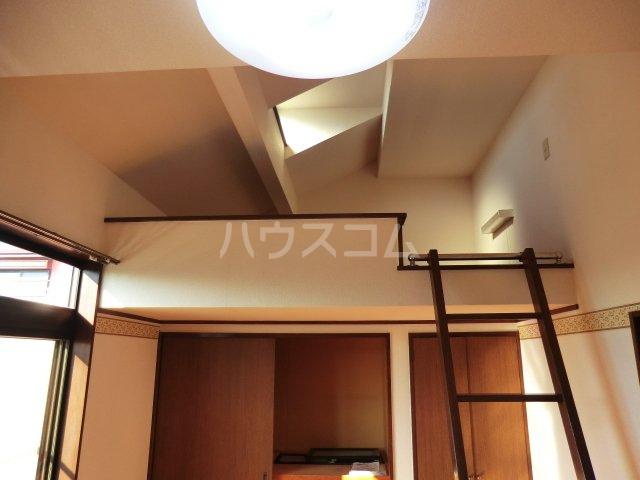 poko'sハウス 205号室の居室