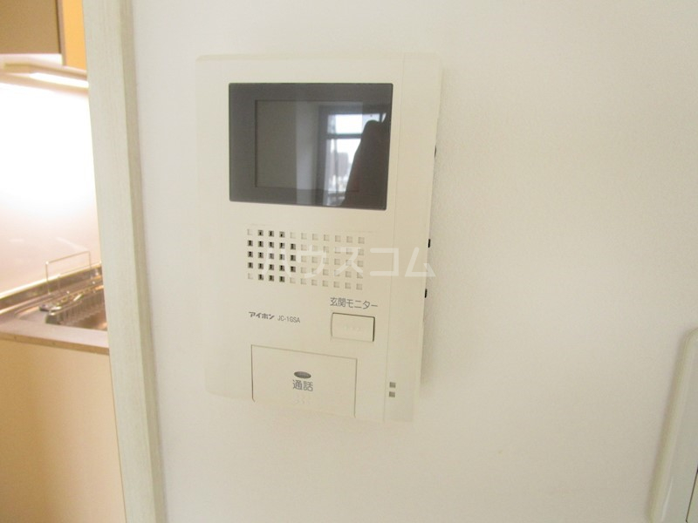 シティプレイス 602号室のセキュリティ