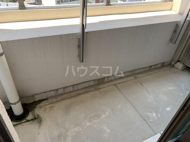 カーサピーノ 1002号室のバルコニー