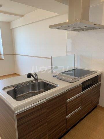 カーサピーノ 1002号室のキッチン