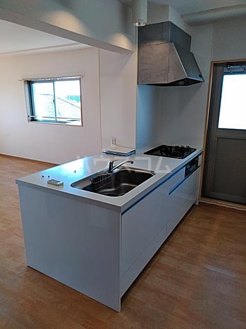 リンボックF 303号室のキッチン
