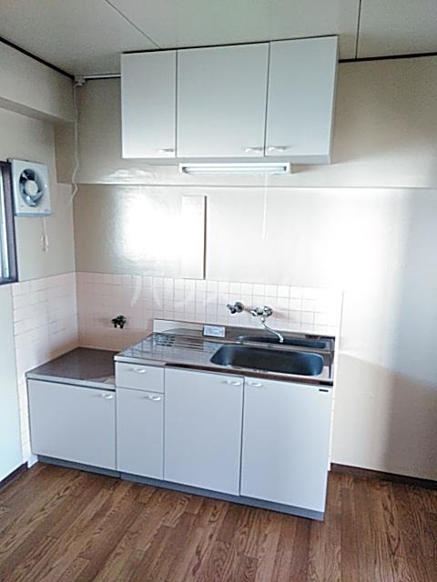 弁天ビル 302号室のキッチン