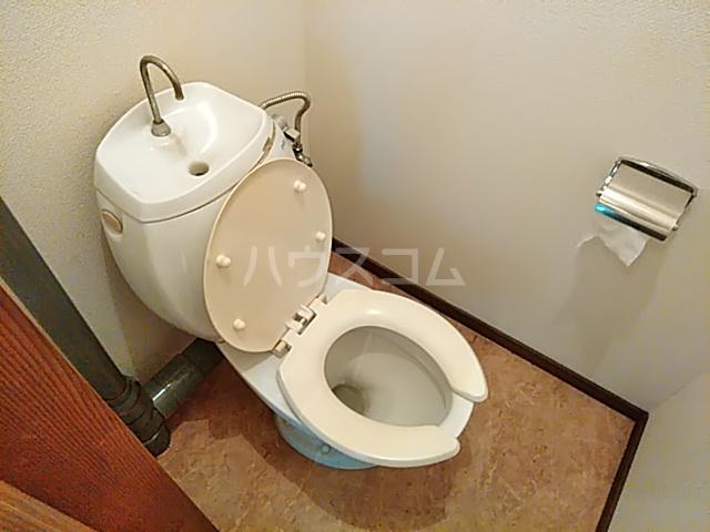 弁天ビル 302号室のトイレ