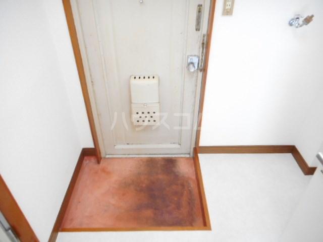 グリーンベルⅠ 22号室の玄関