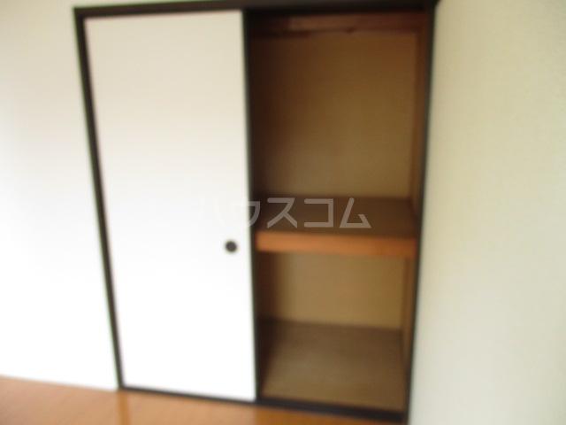 第3中村ハイツ 102号室の収納
