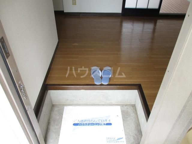 第3中村ハイツ 102号室の玄関
