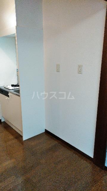 白山ハイツ 102号室の設備