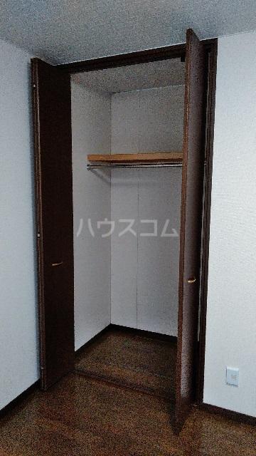白山ハイツ 102号室の収納