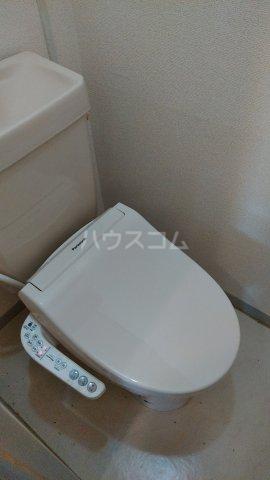 セジュール大橋 B 101号室のトイレ