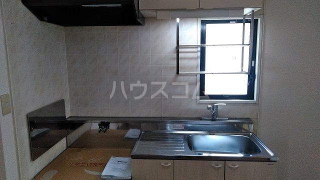 セジュール大橋 B 101号室のキッチン