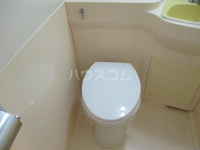 アビタ08 302号室のトイレ