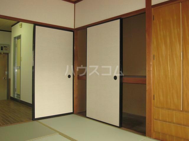 コーポミナミ 201号室の駐車場