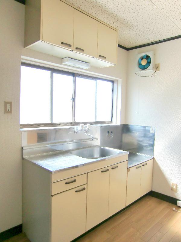 コーポミナミ 201号室のキッチン