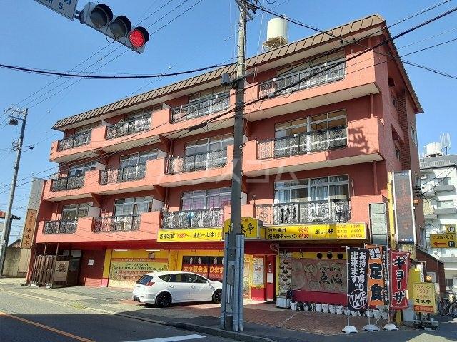 江口マンション四女子 402号室の外観