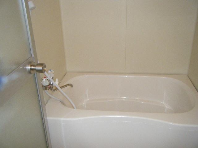 ハイツ上柳ヶ瀬 202号室の風呂