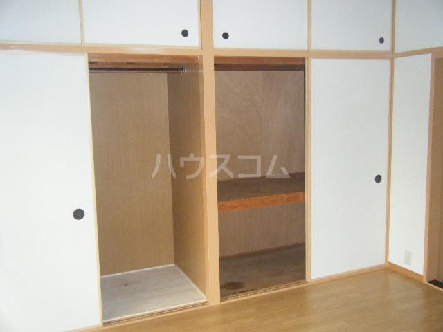 ハイツ上柳ヶ瀬 202号室のベッドルーム