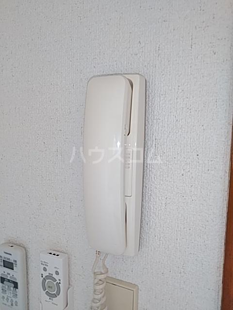 コーポ・モネ 102号室のセキュリティ