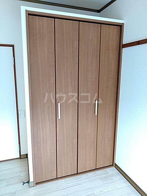コーポ・モネ 102号室の収納