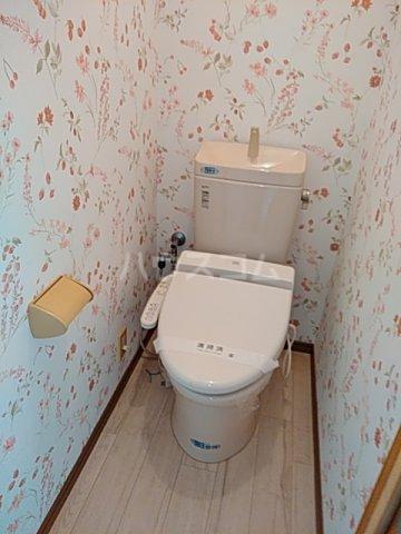コーポ・モネ 102号室のトイレ