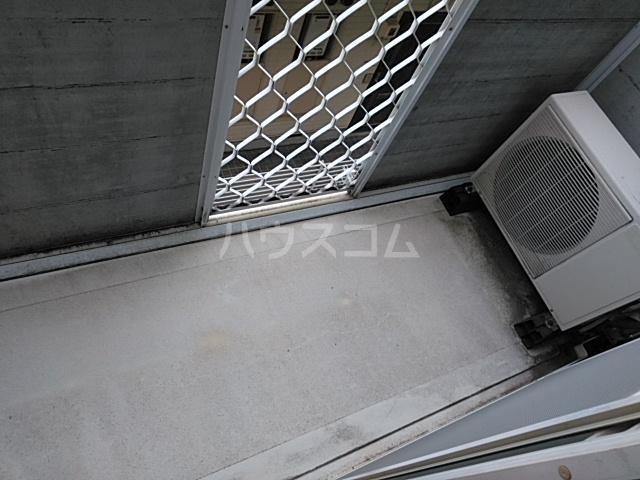 エクセル八田Ⅰ 203号室のバルコニー