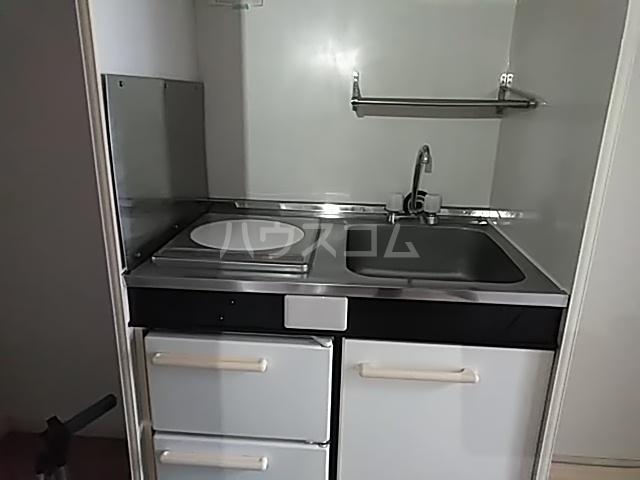 エクセル八田Ⅰ 203号室のキッチン