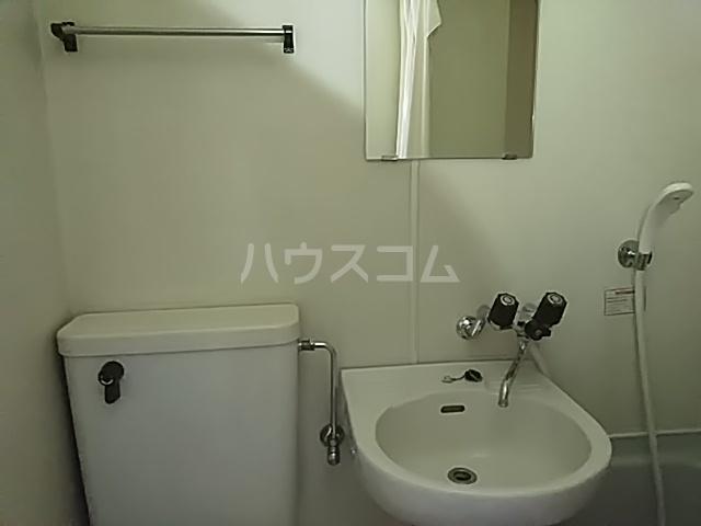 エクセル八田Ⅰ 203号室の洗面所