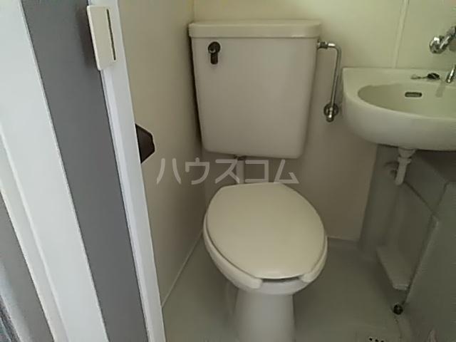 エクセル八田Ⅰ 203号室のトイレ