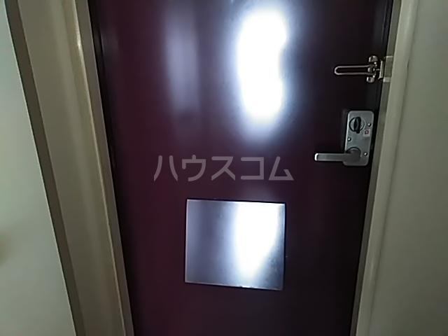 エクセル八田Ⅰ 203号室の玄関