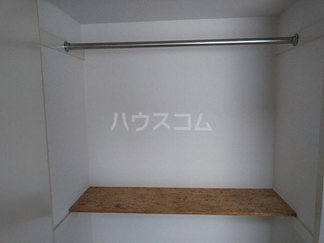 エクセル八田Ⅰ 203号室の収納