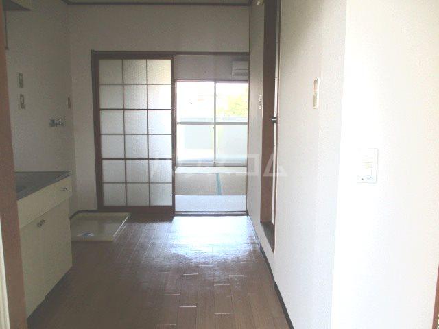 サンハイツタカオカⅠ 205号室の玄関