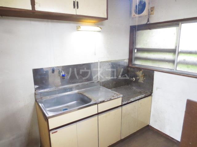 コーポ長島 202号室のキッチン