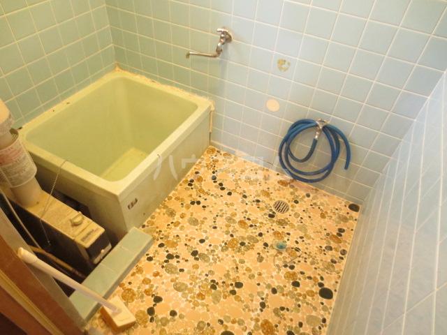 コーポ長島 202号室の風呂