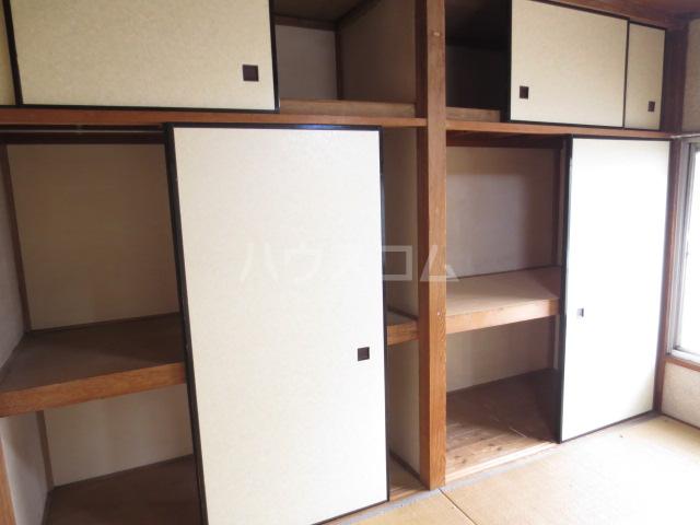 コーポ長島 202号室の収納